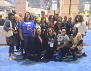 Members Enjoy the NJEA Convention November 7 – 8, 2019