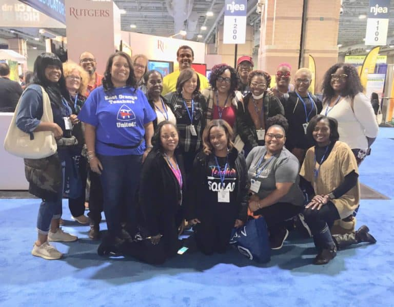 Members Enjoy the NJEA Convention – November 7 – 8, 2019